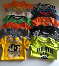 Baby boy onesies size 3-6 months  Tulare, 93274