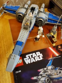 Lego Resistance X-Wing Fighter #75149