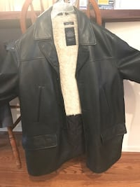 Nautica Leather jacket NEW Fairfax, 22030