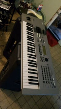 Motif 6 - Yamaha Piano - Very Good Gainesville, 20155