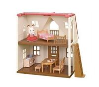 Calico critters red roof cozy cottage Pickering, L1V 6L2