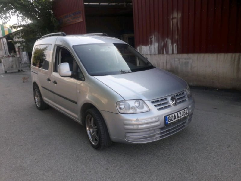 Volkswagen - Caddy - 2008 5