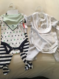 Baby outfits 6-9 months   Milton, L9T 7N8