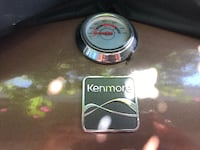 Kenmore Mocha Stainless Steel Propane Outdoor Grill Los Angeles