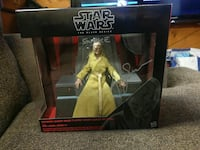 Star Wars Snoke Throne Room Signed by Andy Serkis