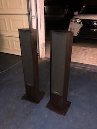 Home Theater tower speakers