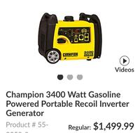 Generator  900 or B/O Mississauga, L5A 1T9