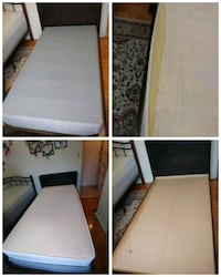 Single bed with box Toronto, M1T