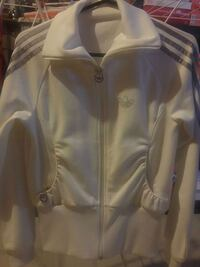 Womens adidas zip up jacket Hamilton