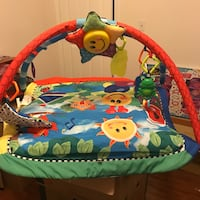90% off baby musical toy or play mat ,as is, Delta, V4E 3J2
