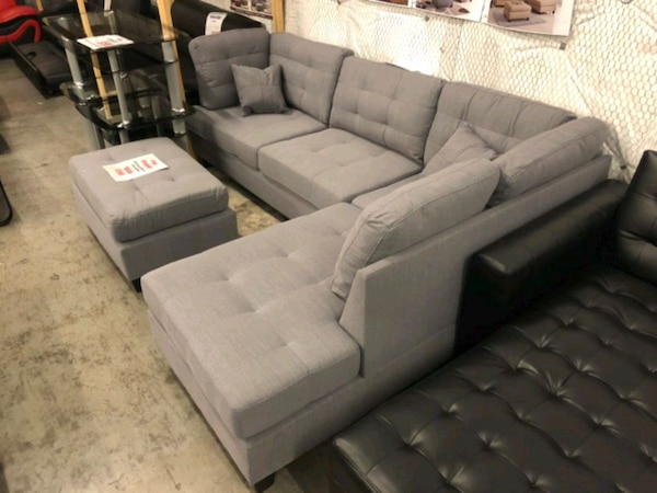 Sectional sofa colors available brand new