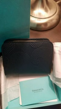 Tiffany and Co New and Rare Wallet Bristow, 20136