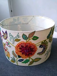 Anthropologie floral lamp shade  Toronto, M4S 2L1