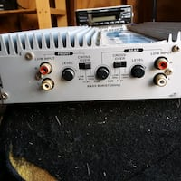 amp for subs