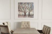 "New Huge Original Tree Canvas Art, ""Soulmates"" Madison"