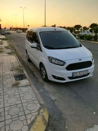 2017 Ford Courier delux Pirireis