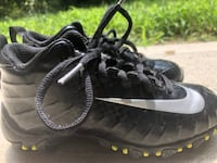 Size 12 football cleats