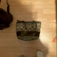 black and gray camouflage bag Burnaby, V3N 3G4