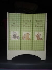 Winnie the pooh photo albums  Frederick