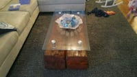 Sid Timber Coffee Table  New Hamburg, N3A 1Z8