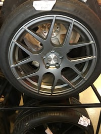 Avid 17 inch wheels 5x100 BRAND NEW for $899.99!  Indianapolis, 46227