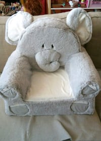 Elephant Armchair for baby/toddler