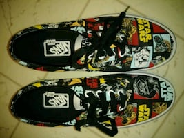 Brand new limited edition Star Wars vans