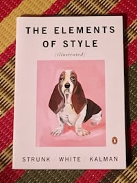 New The Elements of Style by Strunk and White Toronto, M2M 2E4