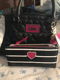 Betsey Johnson purse with wallet Odessa, 79763