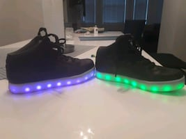 Sketchers energy lights shoes