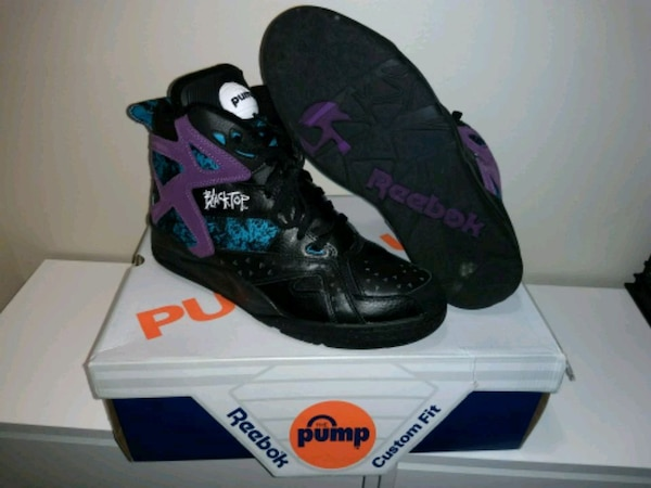 900eb48a3059 Reebok Pump Blacktop battleground basketball shoes usado en venta en ...