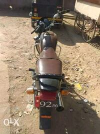 black and red standard motorcycle Bhuj, 370001