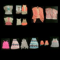 Girl's Bundle Size 14/16 Bakersfield, 93311
