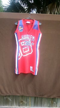 FUBU sports dress Platinum Harlem