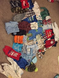 0-3 month boy clothes Hagerstown, 21742