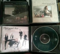 Fleetwood Mac CD Collection Searcy