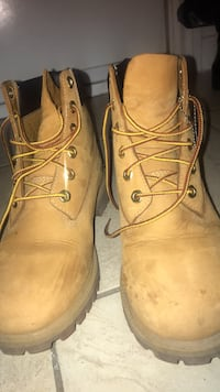 Timberland boots size 5.5 Gatineau, J8Y 2H3