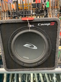 Alpine Subwoofer  Virginia Beach, 23452