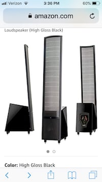 Martin Logan Theo's high-end speakers Temple, 76502