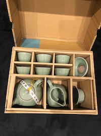 (New) Tea Set