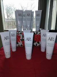 AP24 whitening fluoride toothpaste soft-tube bottle lot New Carrollton, 20784