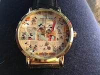 Comic strip Mickey watch unisex