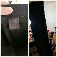 Mens black dress pants Newport News, 23601