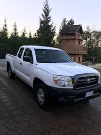 2007 Toyota Tacoma 2WD Extended Cab Only - 90k km