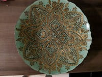 Decorative bowl/ plate  Hamilton, L8E 5C7