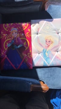 Disney Frozen Elsa and Anna print textile Martinsburg, 25404
