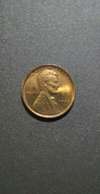Lincoln cent and Jefferson head collections San Antonio