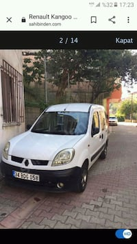 2005 Renault Kangoo AUTHENTIQUE 1.5 DCI
