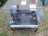 Guinea-Chinchilla-Ferret-Hamster Metal Cage by Quality Cage Co. NICE Goose Creek