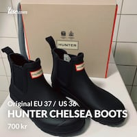Hunter Chelsea boots  6241 km